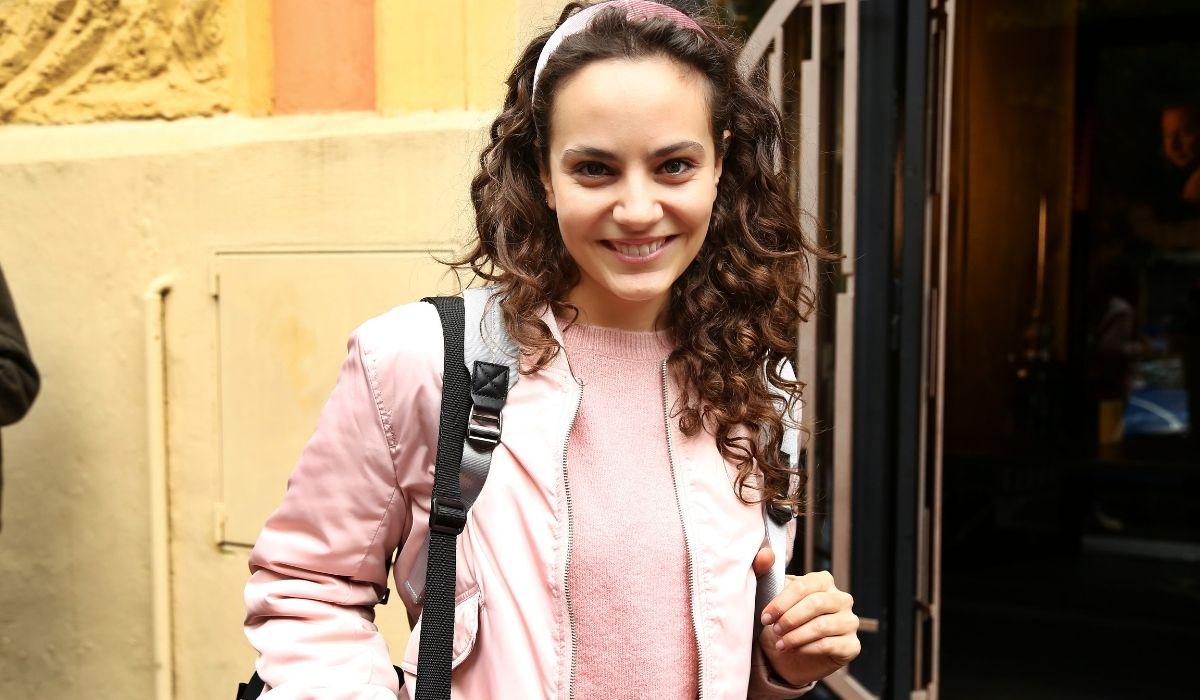 Giorgia Gambuzza è Giulia ne L'allieva 3 stagione Credits P. Bruni e RAI