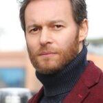 Giorgio Marchesi è Sergio ne L'allieva 3 stagione Credits P. Bruni e RAI