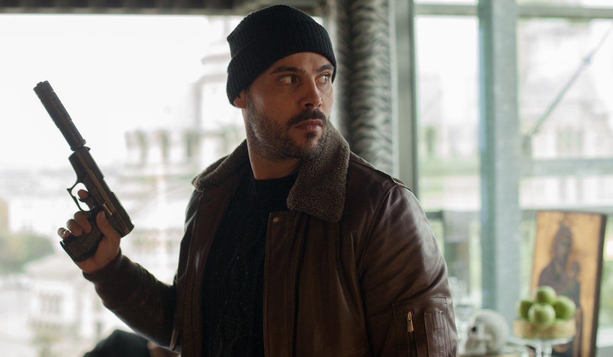 Gomorra 3 Ciro interpretato da Marco D'Amore in una scena della stagione Credits SKY