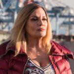 Gomorra 3 Cristina Donadio interpreta Annalisa Magliocca detta Scianel foto Credits SKY