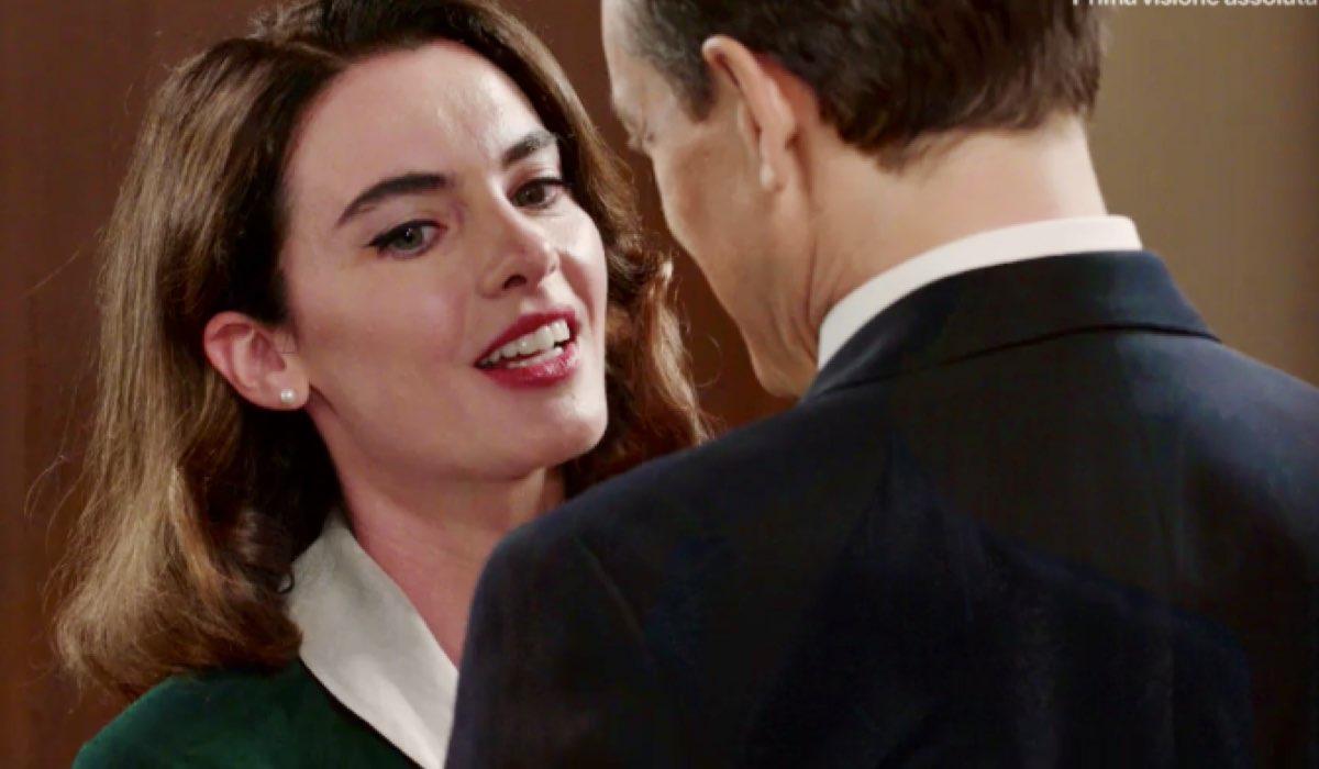Il Paradiso delle Signore 4 Clelia e Luciano interpretati da Enrica Pintore e Giorgio Lupano, qui nella puntata 136 Credits RAI