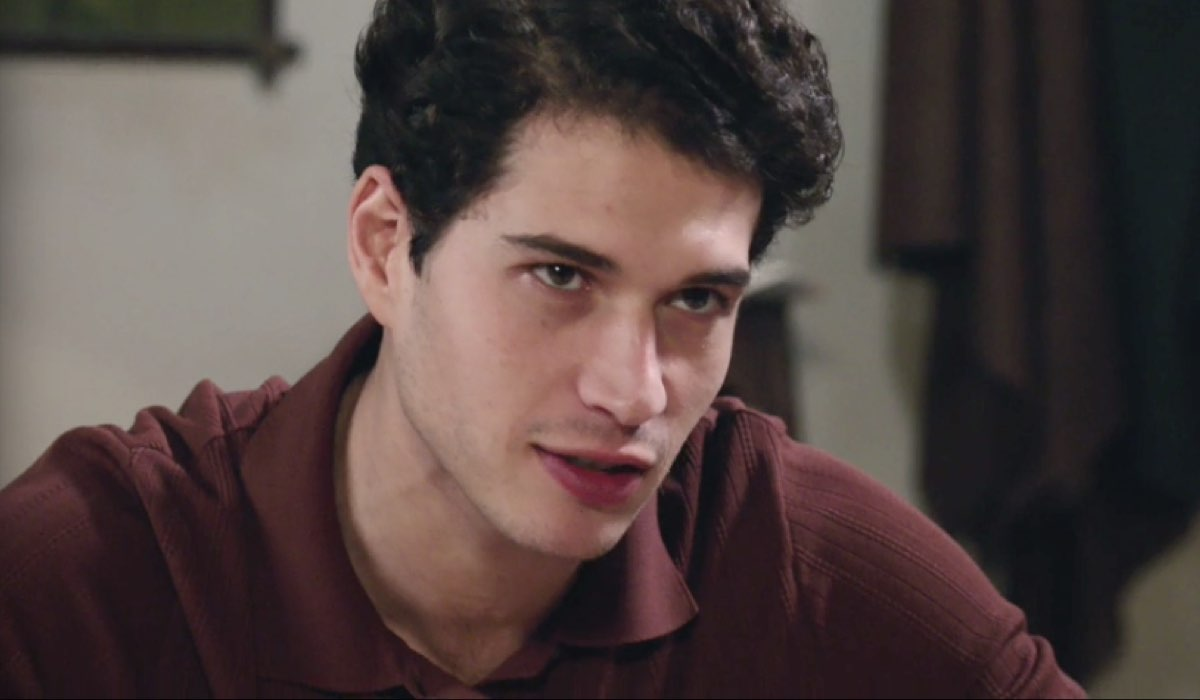Il Paradiso delle Signore 4 Rocco Amato interpretato da Giancarlo Commare, qui nella puntata 143 Credits RAI