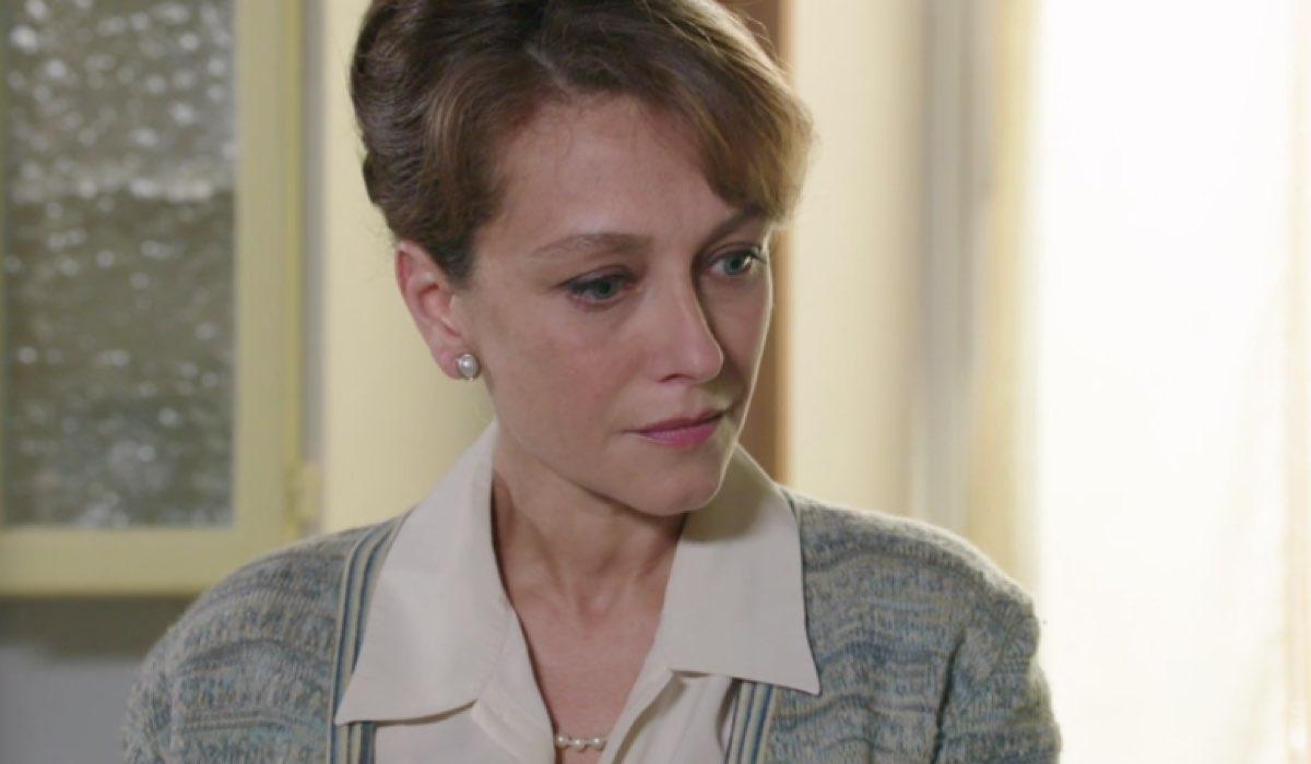 Il Paradiso delle Signore 4 Silvia interpretata da Marta Richeldi, qui nella puntata 141 Credits RAI
