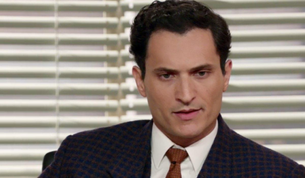 Il Paradiso delle Signore 4 Vittorio Conti interpretato da Alessandro Tersigni, qui nella puntata 141 Credits RAI