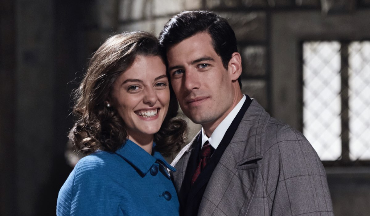 Il Paradiso delle Signore 4 o Daily 2 Nicoletta e Riccardo interpretati da Federica Girardello e Enrico Oetiker Credits RAI
