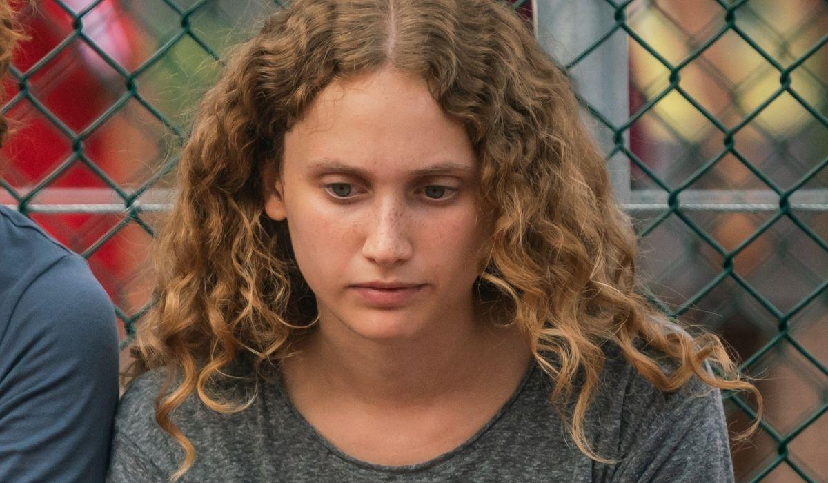 India Santella è Serena in Mare fuori Credits Sabrina Cirillo e RAI
