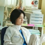 Jung Yu-mi in The School Nurse Files serie tv Credits Netflix