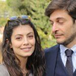 L'allieva 3 Alessandra Mastronardi e Lino Guanciale interpretano Alice e Claudio Credits P. Bruni e RAI