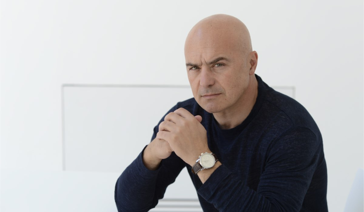 Luca Zingaretti. Photo Credit: Gianmarco Chieregato