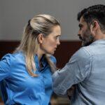 Mare fuori Carolina Crescentini e Carmine Recano Credits Sabrina Cirillo e RAI