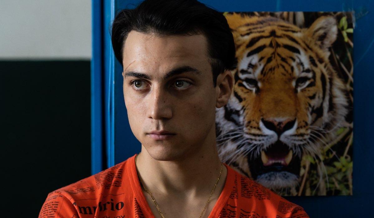 Mare fuori Edoardo Conte interpretato da Matteo Paolillo Credits RAI
