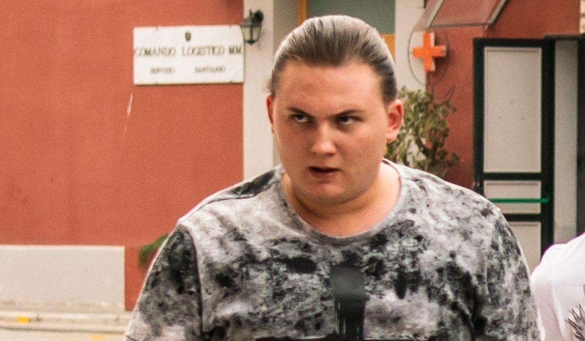Nicolò Galassio è Tano in Mare fuori Credits Sabrina Cirillo e RAI