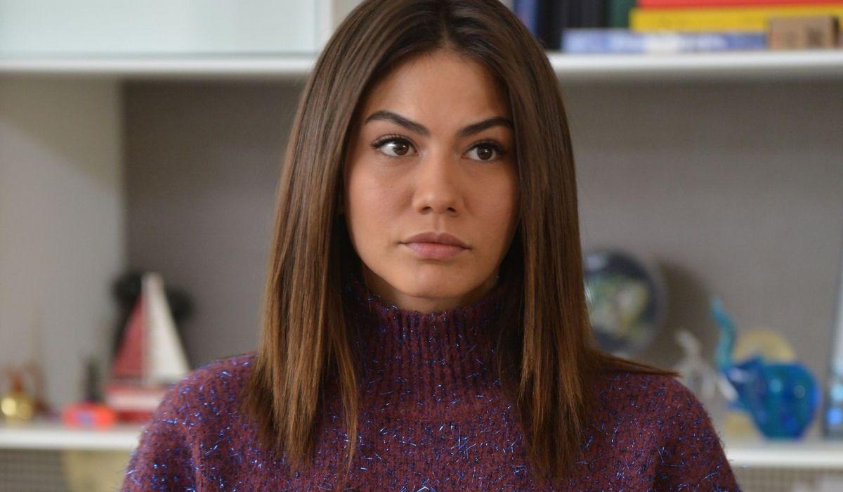 Sanem Aydin in Daydreamer soap opera Credits GLOBAL TELIF HAKLARI YAPIMCILIK TIC. A.S.