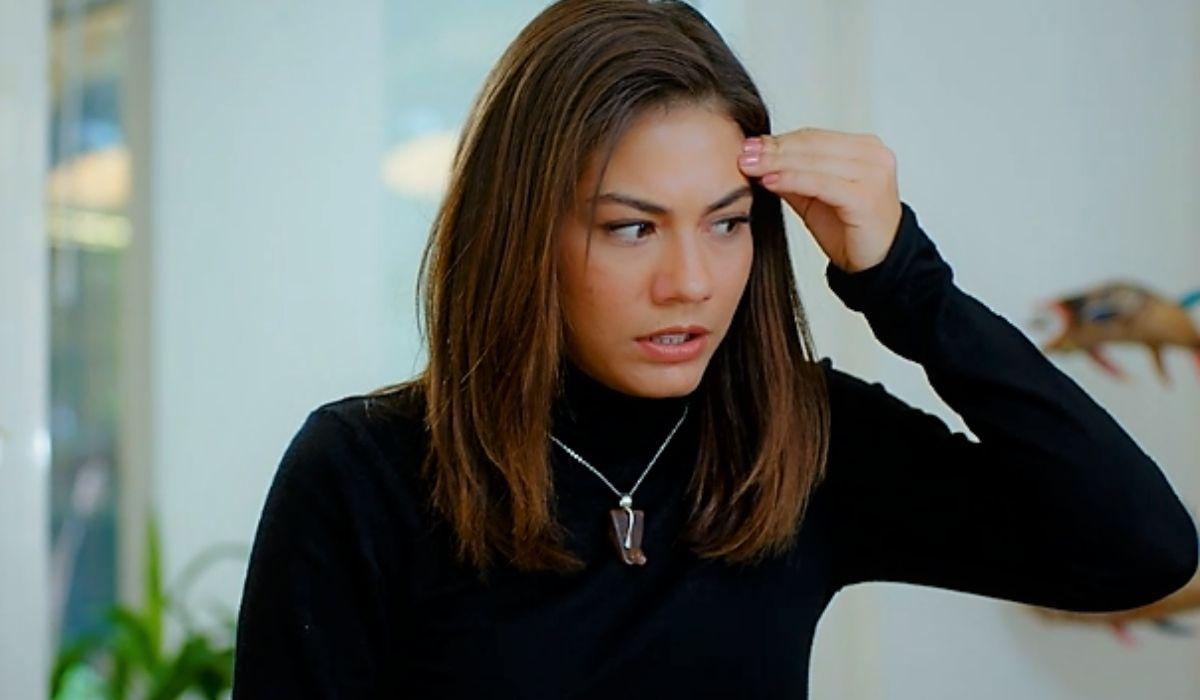 Sanem è in imbarazzo in Daydreamer puntata 58 Credits Mediaset