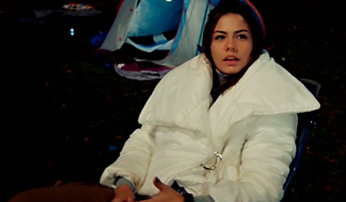 Sanem ubriaca in Daydreamer- Le ali del sogno Credits Mediaset
