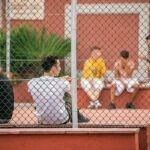 Serena De Ferrari, India Santella, Giacomo Giorgio in Mare fuori, Credits di Sabrina Cirillo