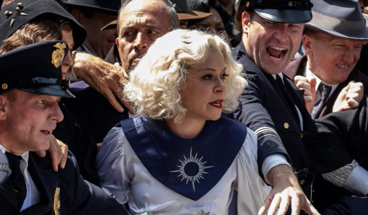 Tatiana Maslany è Sister Alice in Perry Mason Credits Sky Italia e HBO