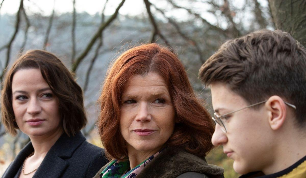 Una scena dal set di The Last Word prima stagione, Credits Frederic Batier e Netflix