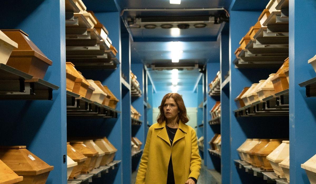 Una scena di The Last Word prima stagione, Credits Frederic Batier e Netflix