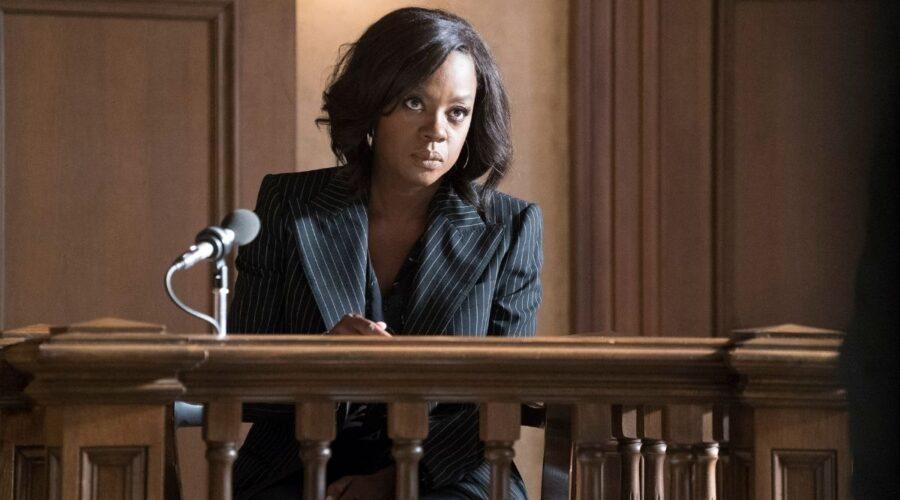 Viola Davis è Annalise ne Le Regole del delitto perfetto Credits Rai