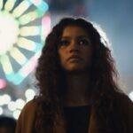 Zendaya in Euphoria serie tv Credits Sky e HBO