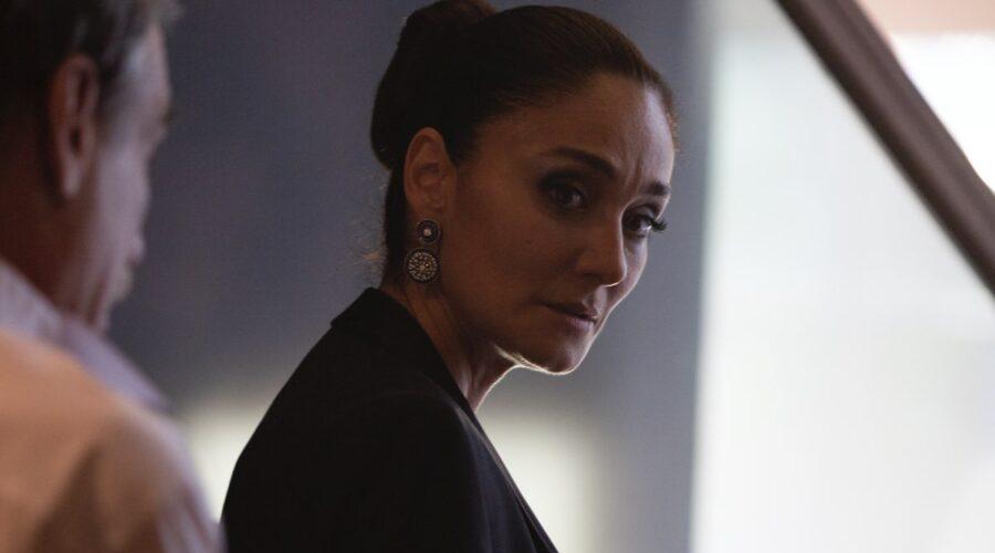 The Gift: Basak Koklukaya nel quarto episodio della prima stagione. Credits: Netflix/Yigit Eken