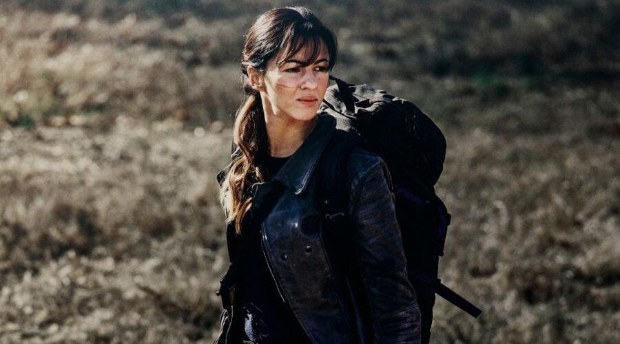 Annet Mahendru è Huk in The Walking Dead World Beyond. Credits AMC e Amazon Prime Video
