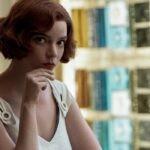 Anya Taylor-Joy è Beth ne La regina degli scacchi Credits Phil Bray e Netflix