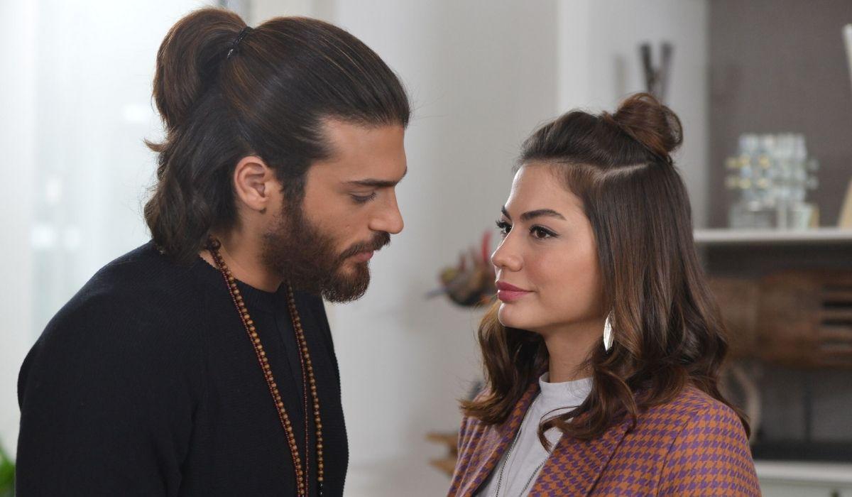 Can Divit e Sanem Aydin in Daydreamer Credits Mediaset