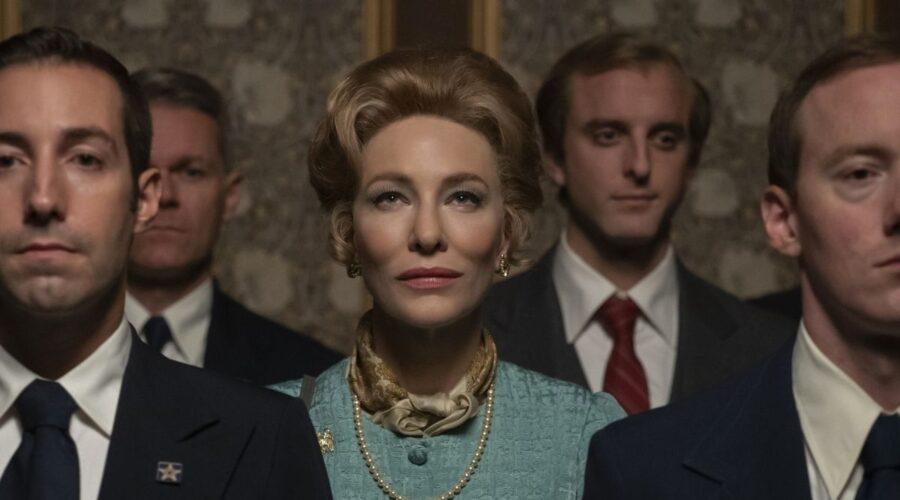 Cate Blanchett in Mrs America Credits Timvision FX Hulu