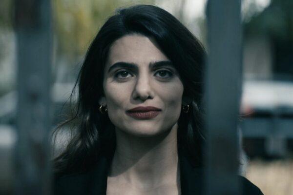 Chi è Victoria Neuman: Claudia Doumit nei panni di Victoria Neuman in una scena di The Boys 2 episodio 8. Credits: Amazon Prime Video/Sony Pictures Television