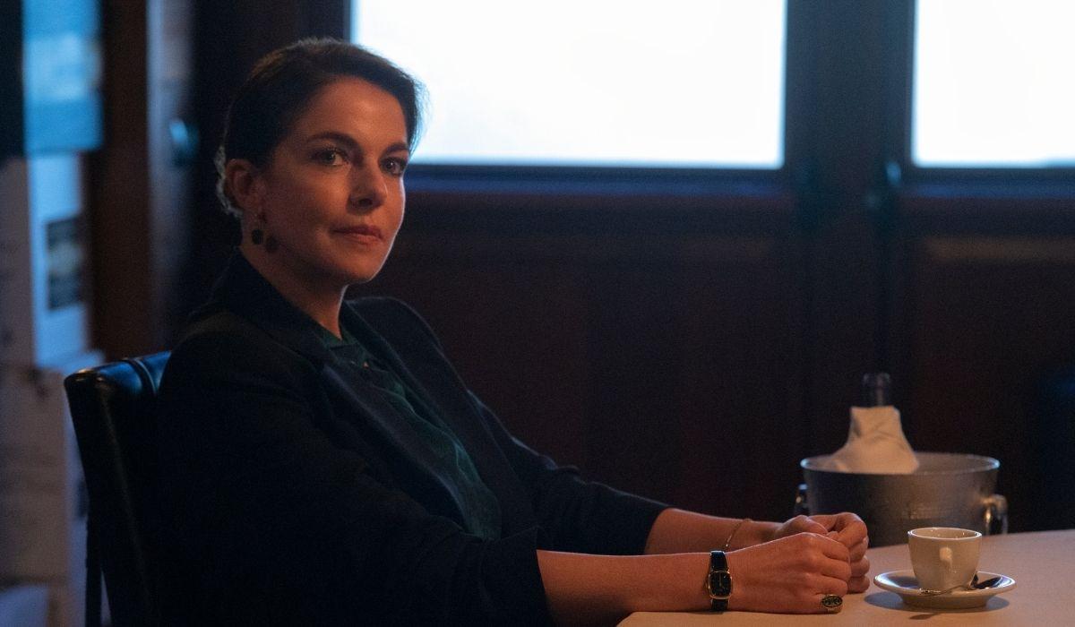Claudia Gerini è Sara in Suburra 3 Credits Netflix