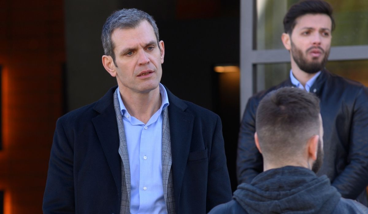 Claudio Vanni è Titto in Suburra 3 stagione Credits Netflix