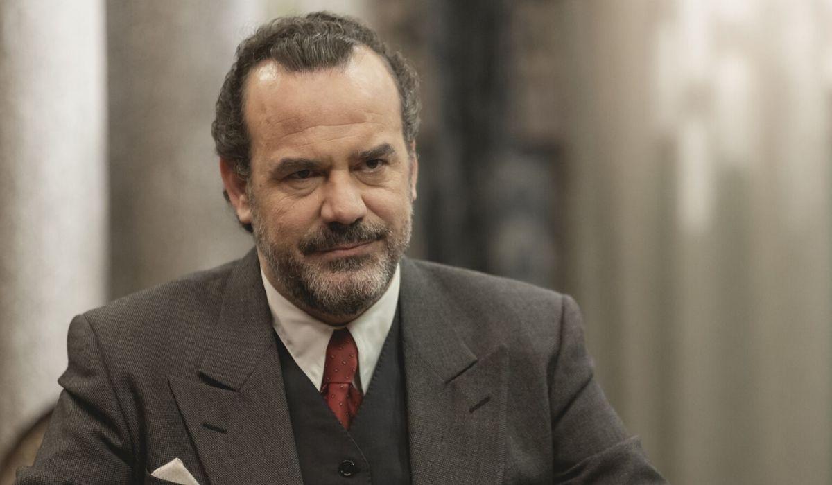 Don Ignacio in una scenda de Il Segreto Credits Mediaset