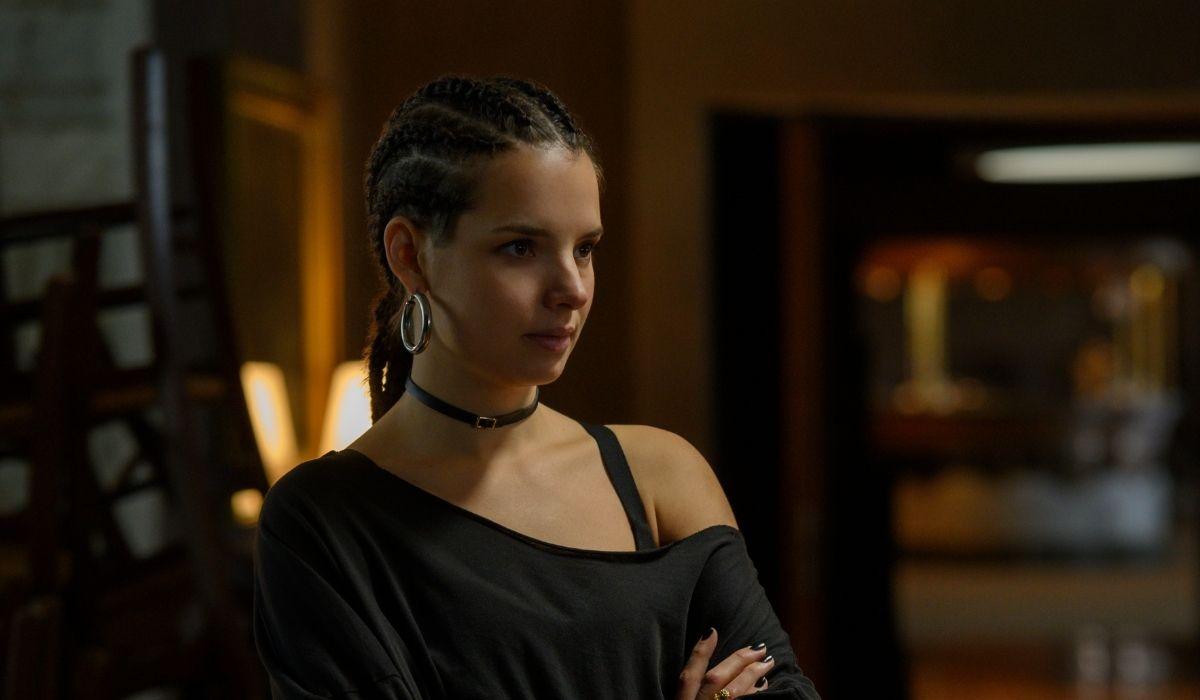Federica Sabatini è Nadia in Suburra 3 Credits Netflix