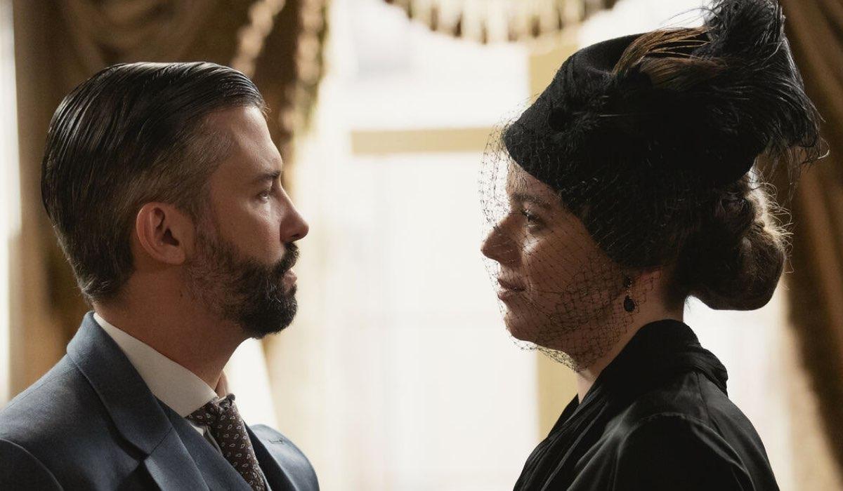 Felipe e Genoveva in una scena di Una Vita Credits BOOMERANG TV e Mediaset
