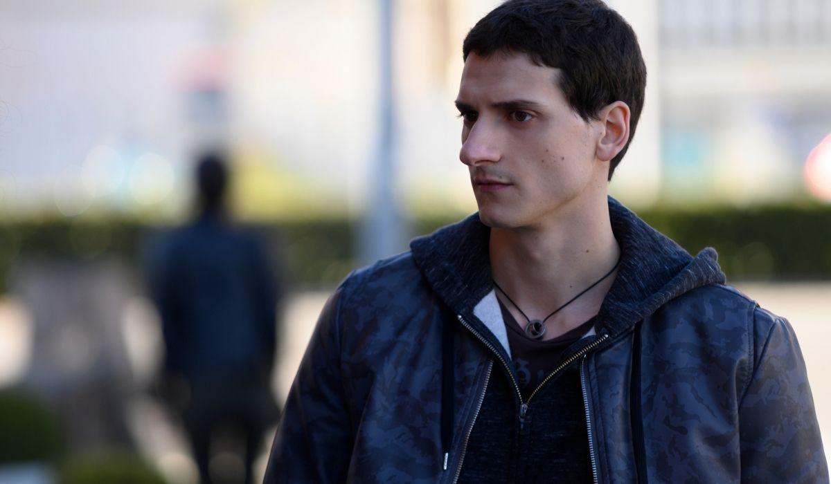 Flavio in Suburra 3 stagione Credits Netflix