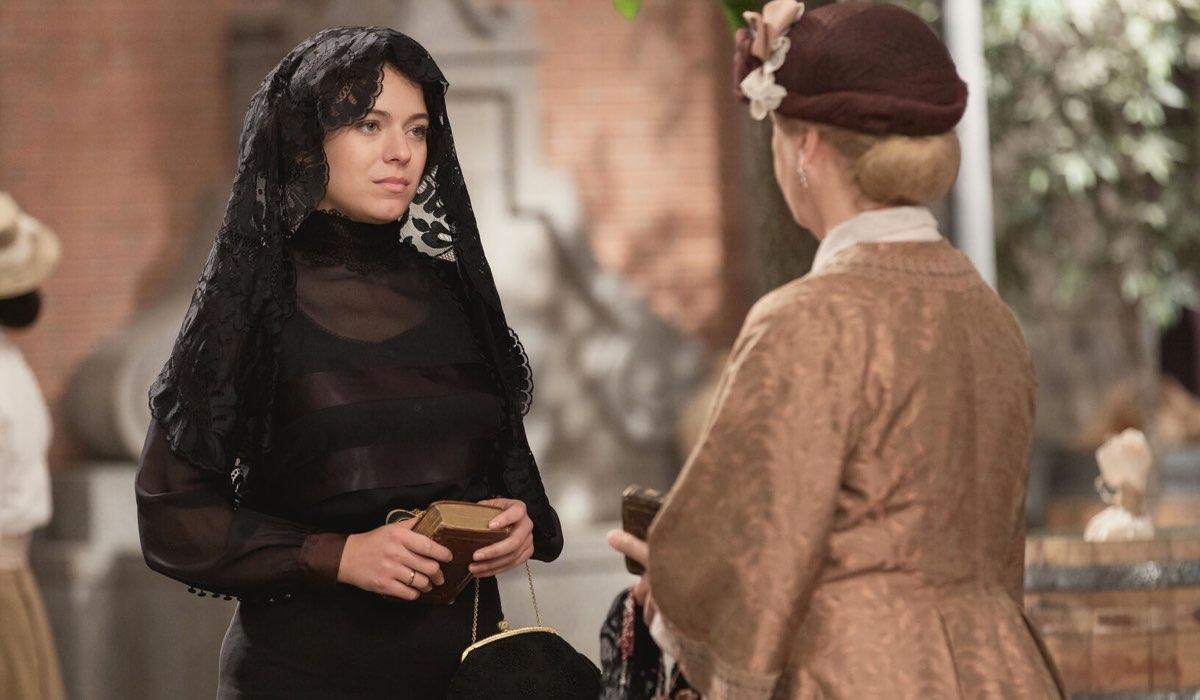 Genoveva e Susana in Una Vita Credits BOOMERANG TV e Mediaset