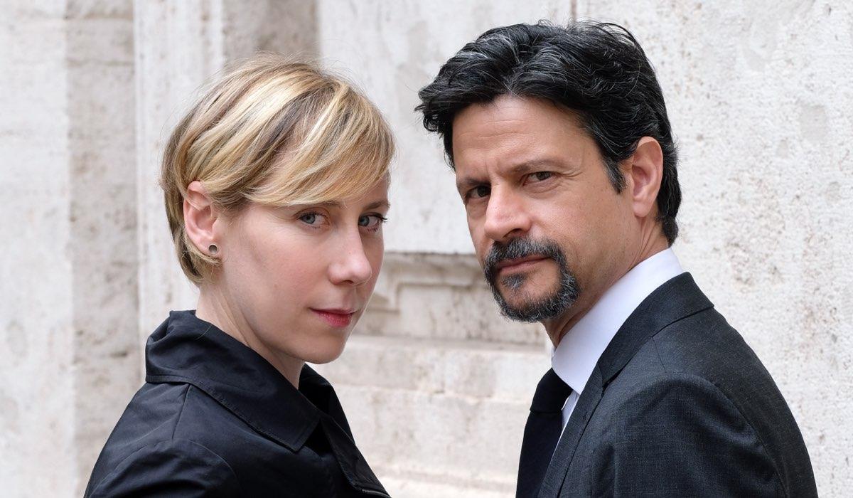 Giada Prandi e Andrea Sartoretti in Io ti cercherò Credits Rai