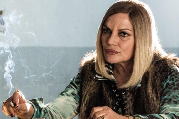 Gomorra 3 Cristina Donadio interpreta Annalisa Magliocca chiamata Scianel foto Credits SKY
