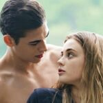 Hero Fiennes Tiffin e Josephine Langford in After credits 01 Distribution