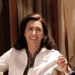 Il Paradiso delle Signore 4 Agnese Amato interpretata da Antonella Attili in una scena in Atelier Credits RAI