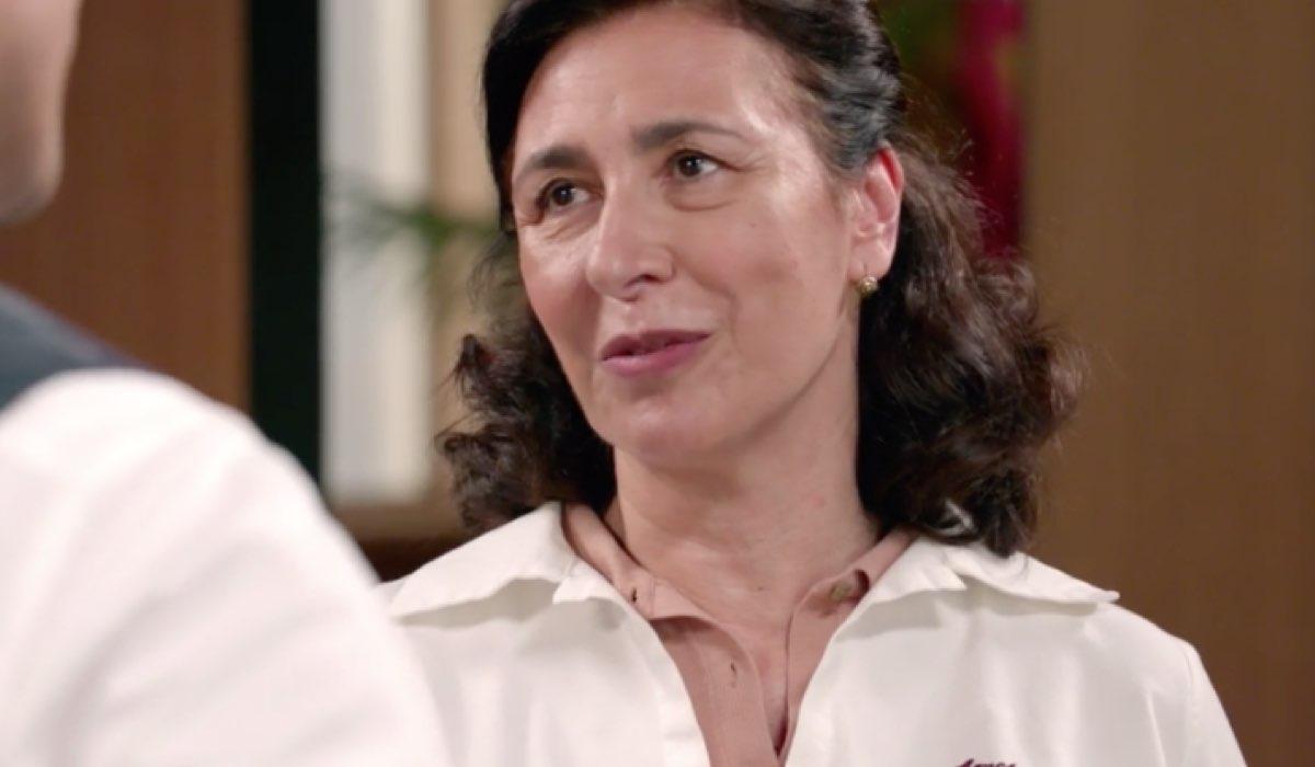 Il Paradiso delle Signore 4 Agnese Amato interpretata da Antonella Attili, qui nella puntata 147 Credits RAI