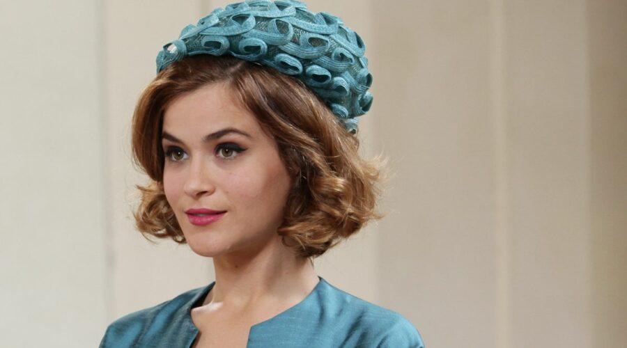 Il Paradiso delle Signore 4 Ilaria Rossi interpreta Gabriella Rossi, la stilista del Paradiso Credits RAI