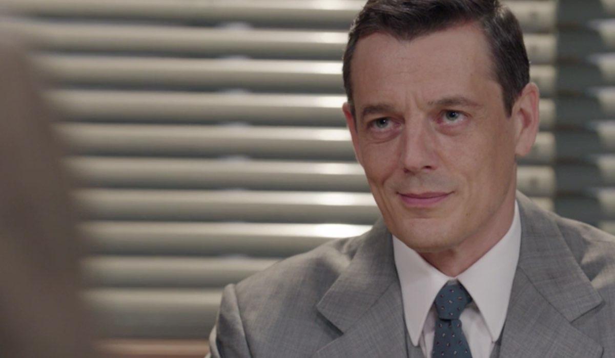 Il Paradiso delle Signore 4 Luciano Cattaneo interpretato da Giorgio Lupano nella puntata 160 Credits RAI