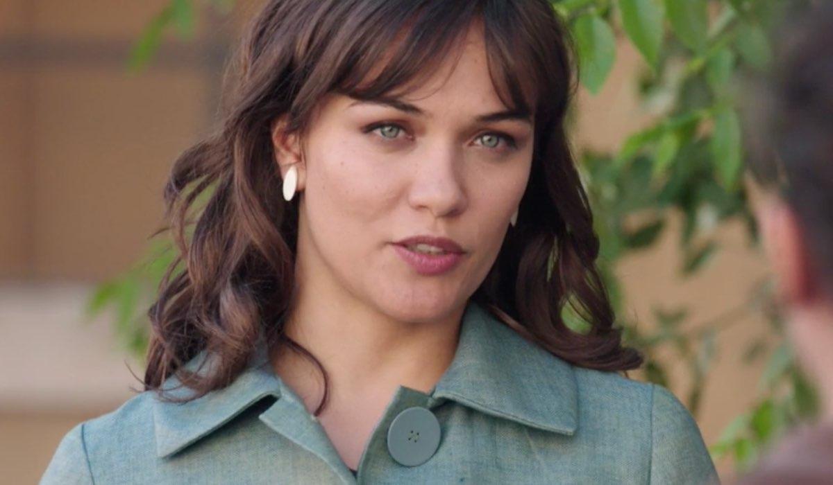 Il Paradiso delle Signore 4 Marta Guarnieri in Conti interpretata da Gloria Radulescu, qui nella puntata 152 Credits RAI
