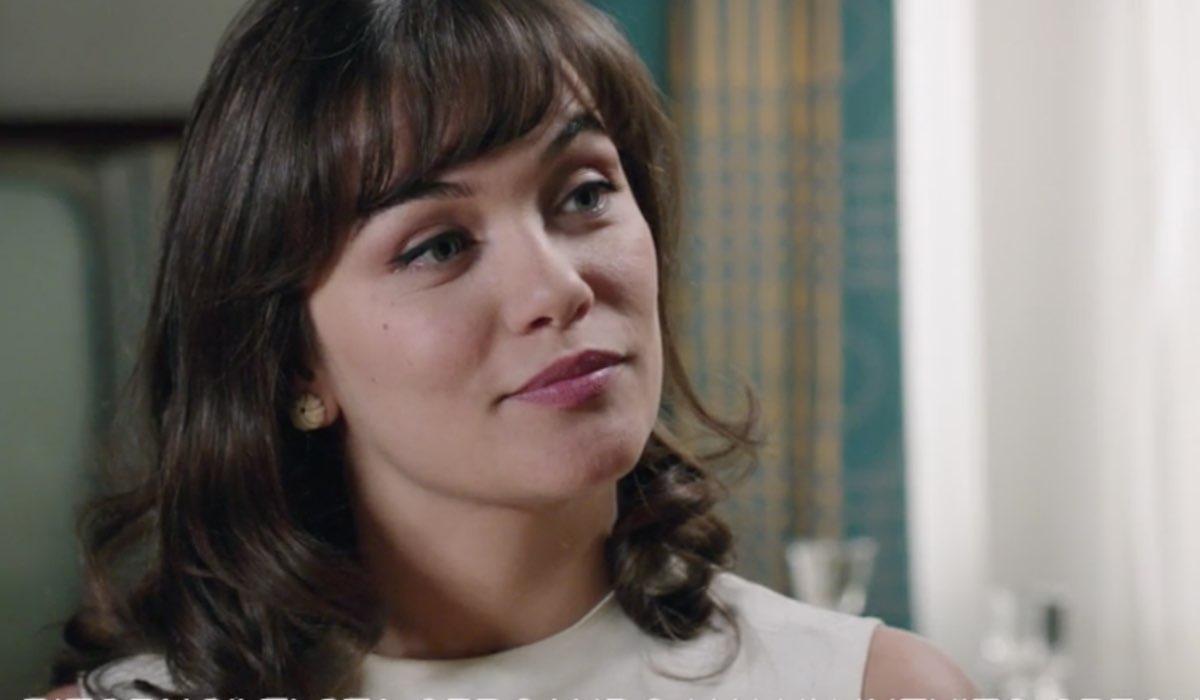 Il Paradiso delle Signore 4 Marta Guarnieri interpretata da Gloria Radulescu nella puntata 160 Credits RAI