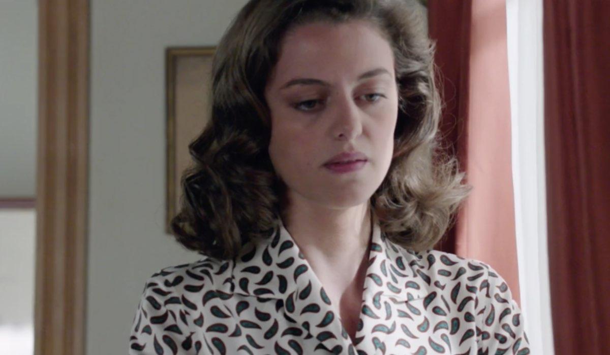 Il Paradiso delle Signore 4 Nicoletta Cattaneo interpretata da Federica Girardello nella puntata 160 Credits RAI