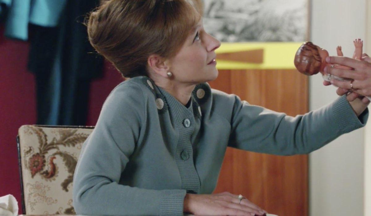 Il Paradiso delle Signore 4 Silvia Cattaneo interpretata da Marta Richeldi nella puntata 160 Credits RAI