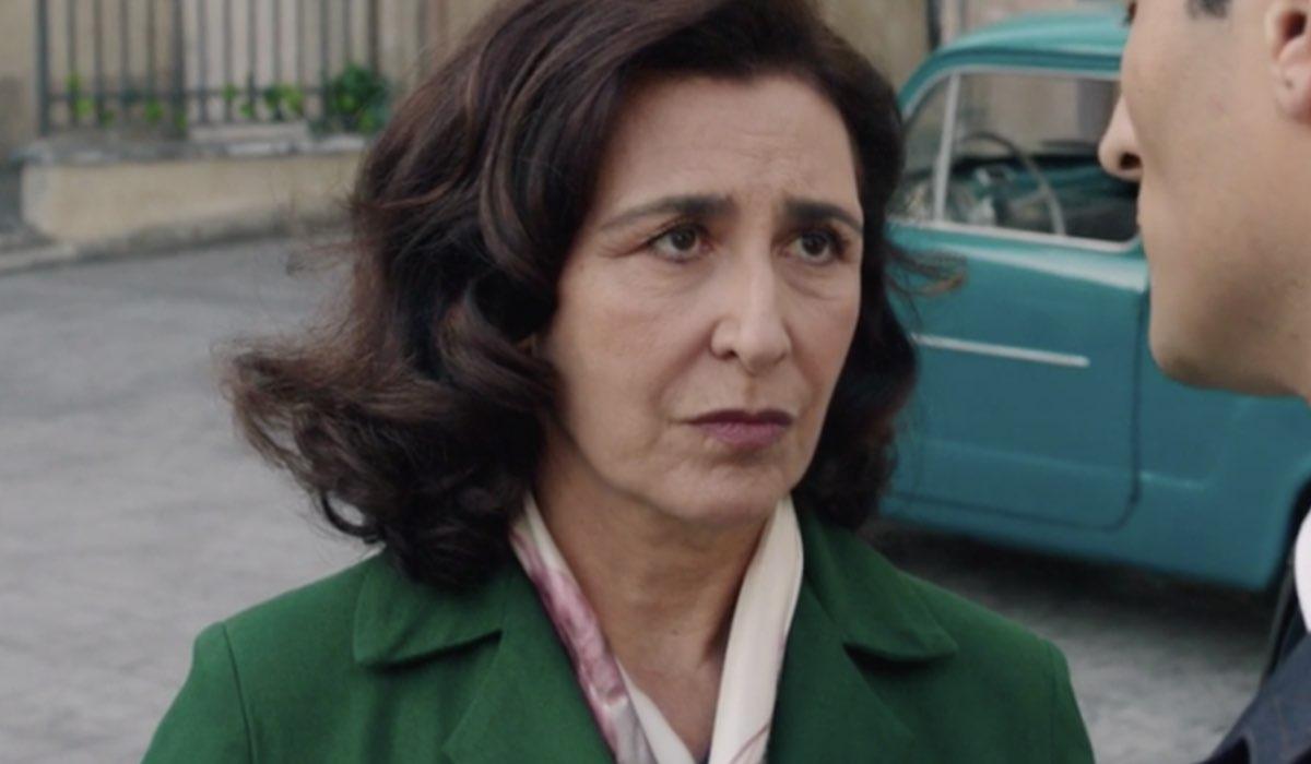 Il Paradiso delle Signore 5 Agnese Amato interpretata da Antonella Attili in una scena della puntata 12 Credits RAI